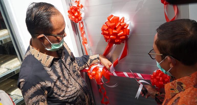 FKDB Grand Opening Rumah Tempe Azaki Bogor