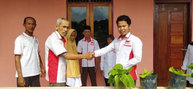 FKDB Serah Terimakan Bantuan Rumah Tinggal Unit ke-7 & 8 kepada Anggota FKDB