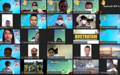 Jokowi Tunjuk Anggota FKDB Ridwan Nurbaqin sebagai Duta Petani Milenial