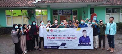 FKDB Peduli Sehat, Kembali Gelar Pelatihan Refleksi Sesi Kedua di Cidahu, Sukabumi