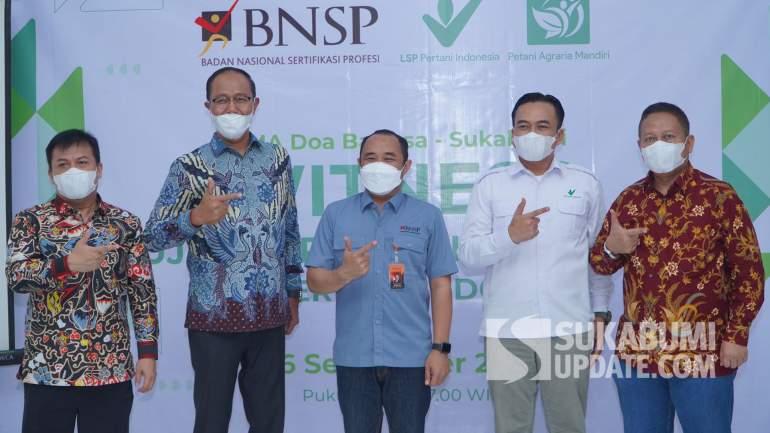 Ciptakan SDM Unggul, LSP Pertani Indonesia Gelar Uji Kompetensi